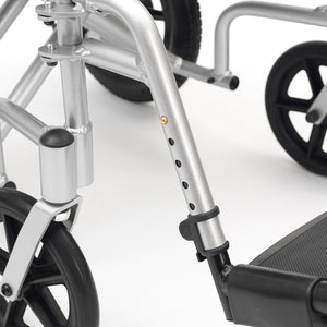 Expedition Plus Heavy Duty Transit Chair
