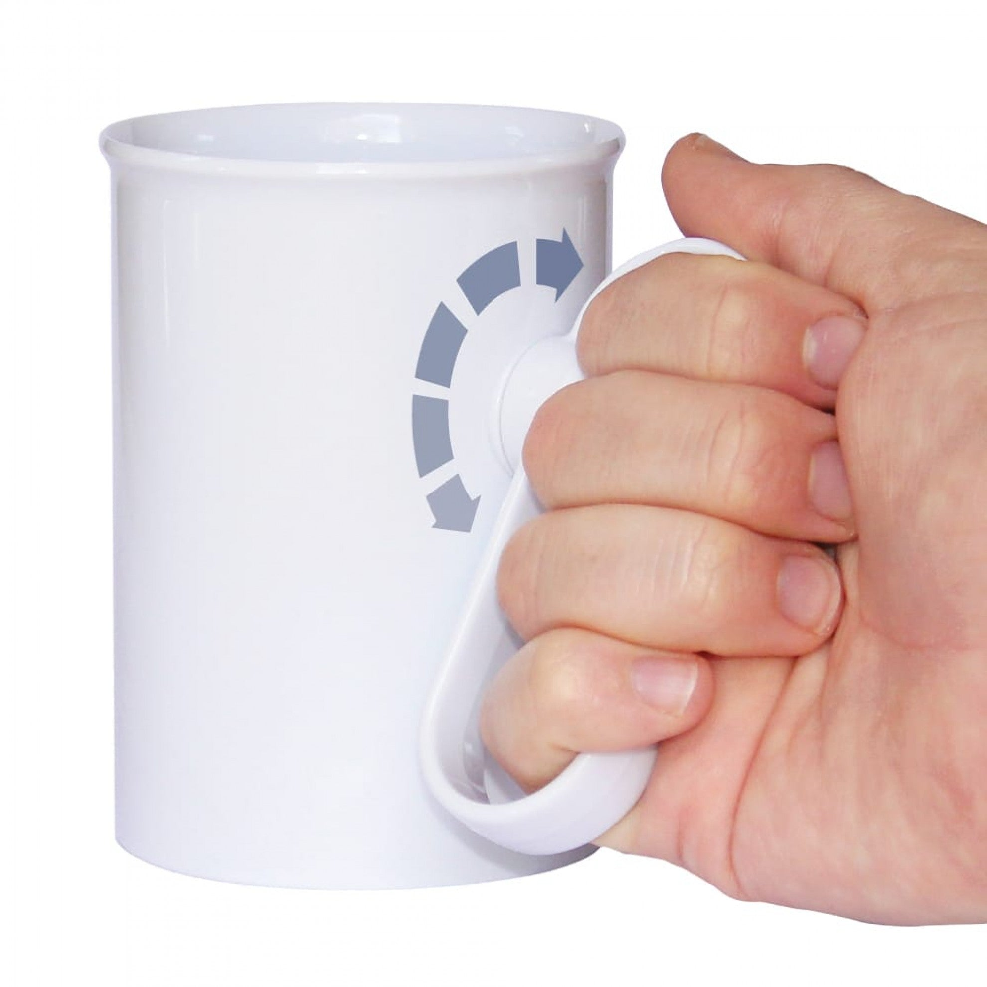Handsteady Drinking Mug