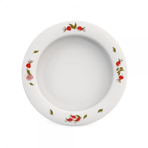 "Plate with Sloped Base, 20cm (7.8"")"
