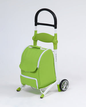 Shop N Sit Shopping Trolley with Seat