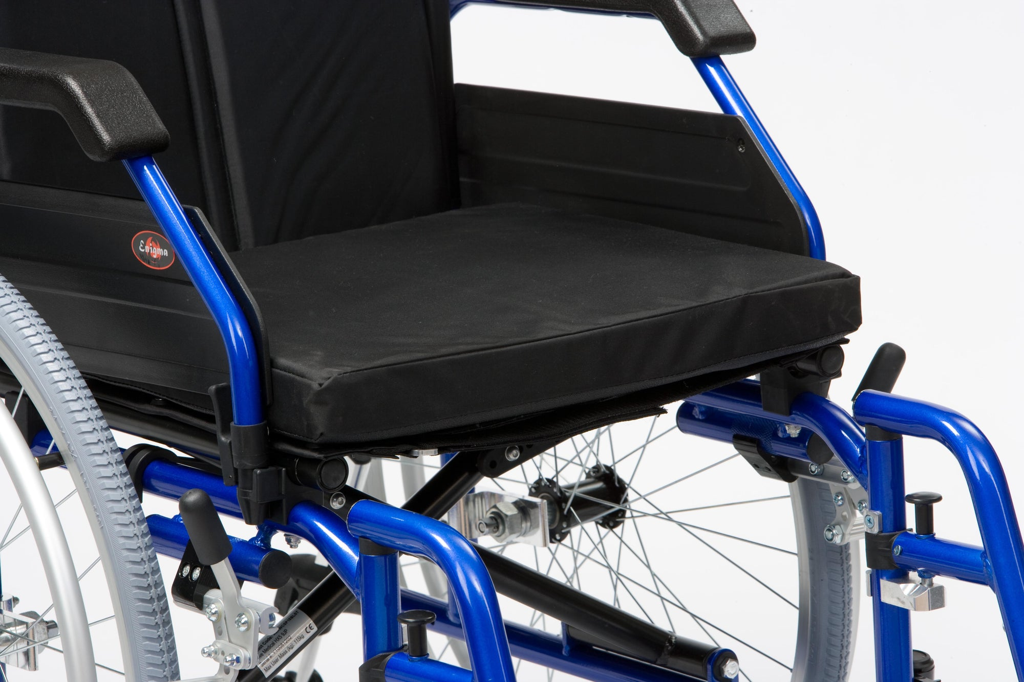 Vinyl Wheelchair Cushion
