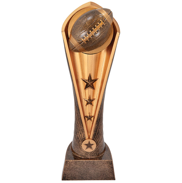 "Personalized Sports Award Trophy 2"" Holder"