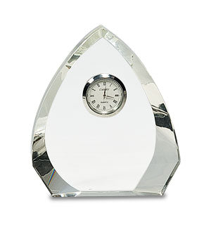 Arch Crystal Clock