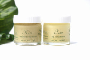 Kiss Lip Scrubs & Conditioner Duo - Essence Of Nature LLC