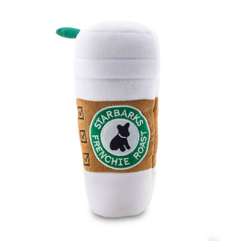 Make Mine a Venti - Dog Toy