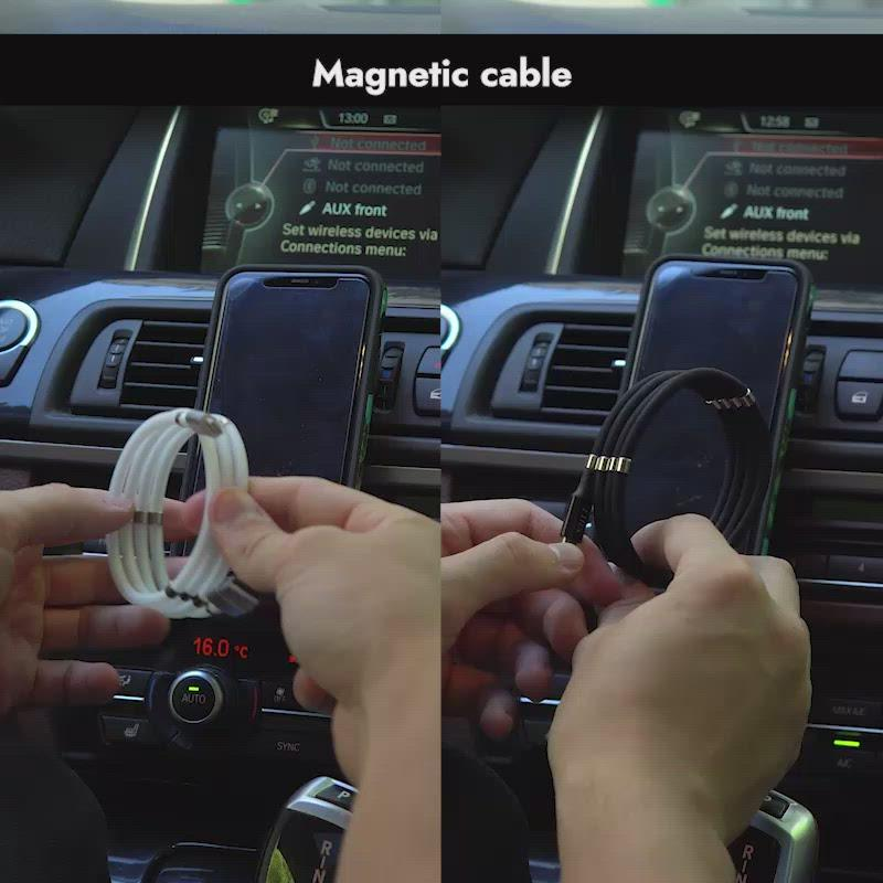 Load image into Gallery viewer, Magnetic Charging Cable (For iPhone)