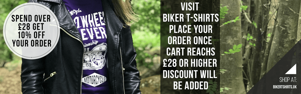 Spend over £28 and get 10% off whole order