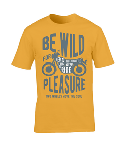 New Biker products added to Biker T-Shirt Shop - Be Wild