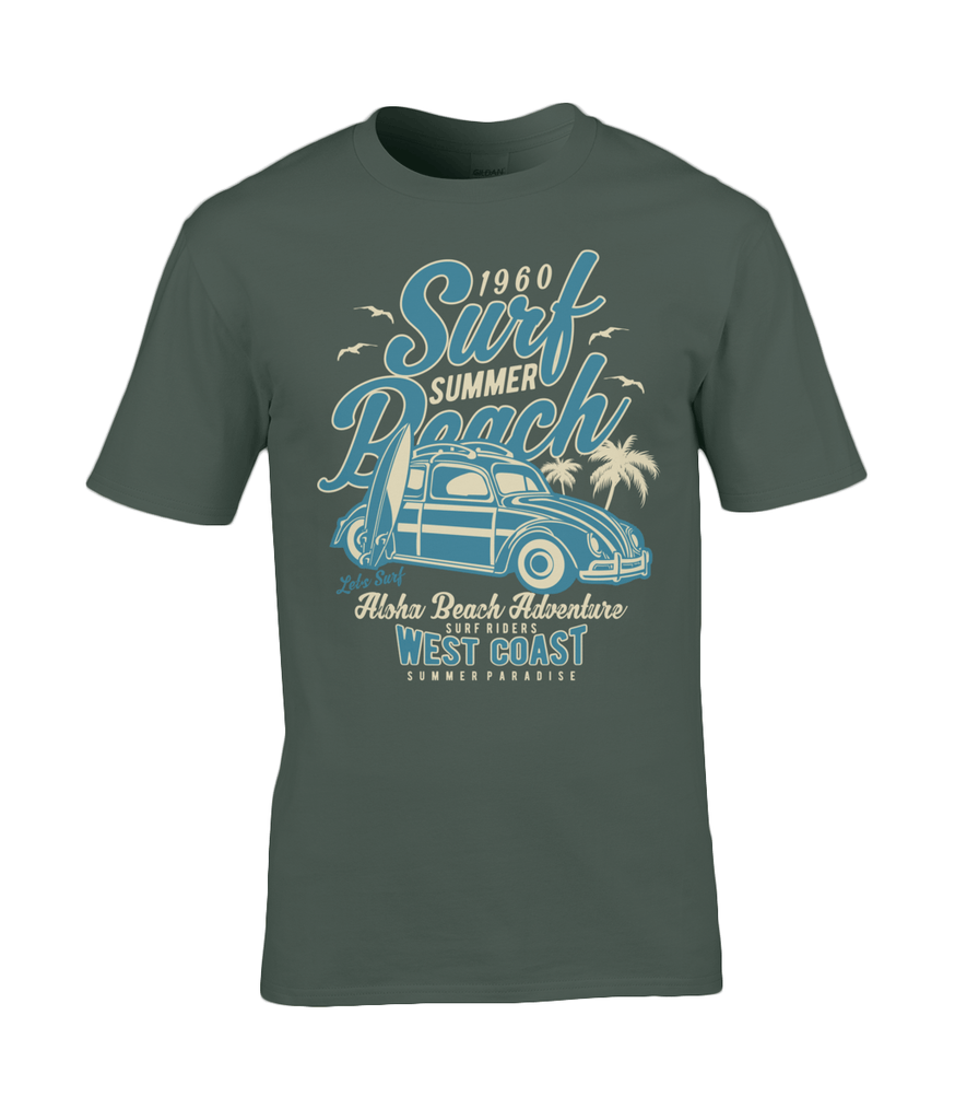 New Surfing products added to Biker T-Shirt Shop - Surf Beach