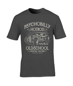 New Arrivals this week commencing 15th April in Biker T-Shirts - Psychobilly Hotrod