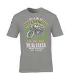 No Speed Limits - Gildan Premium Cotton T-Shirt