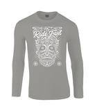 Ride Fast - Gildan SoftStyle® Long Sleeve T-Shirt