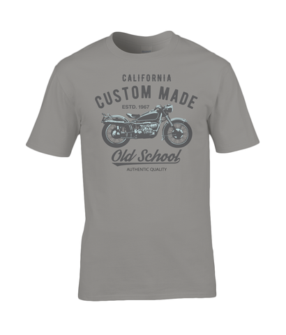 Custom Made - Gildan Premium Cotton T-Shirt