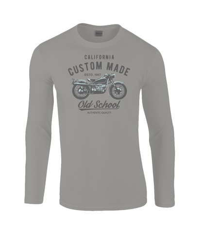 Custom Made - Gildan SoftStyle® Long Sleeve T-Shirt