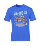 SuperBike – Gildan Premium Cotton T-Shirt - Biker T-Shirts UK