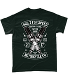 Built For Speed - Gildan Heavy Cotton T-Shirt