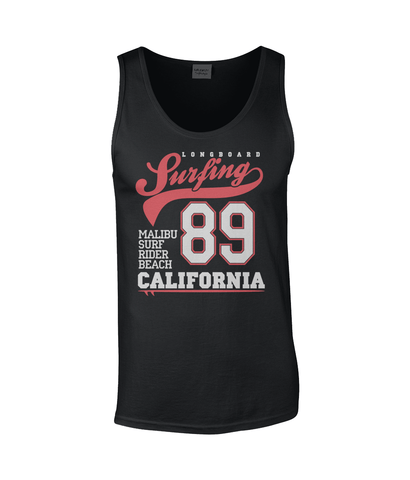 LongBoard – Gildan SoftStyle® Tank Top - Biker T-Shirts UK