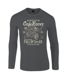 Cafe Racer v1 - Gildan SoftStyle® Long Sleeve T-Shirt