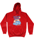 Riding The Waves – AWDis College Hoodie - Biker T-Shirts UK