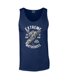 Extreme Motocross – Gildan SoftStyle® Tank Top - Biker T-Shirts UK