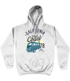 California West Coast v2 – AWDis College Hoodie - Biker T-Shirts UK
