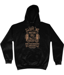 Gasoline Motor Oil – AWDis College Hoodie - Biker T-Shirts UK
