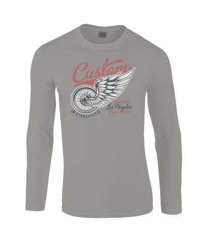 Custom - Gildan SoftStyle® Long Sleeve T-Shirt