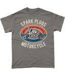 Spark Plugs – Gildan Heavy Cotton T-Shirt - Biker T-Shirts UK