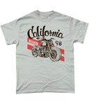 California Rider - Gildan Heavy Cotton T-Shirt
