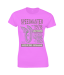 Speed Master - Gildan Ladies Premium Cotton T-Shirt