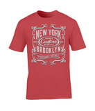 New York – Gildan Premium Cotton T-Shirt - Biker T-Shirts UK