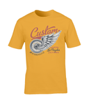 Custom – Gildan Premium Cotton T-Shirt - Biker T-Shirts UK