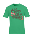California Rider - Gildan Premium Cotton T-Shirt