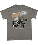 Grand Prix – Gildan Heavy Cotton T-Shirt - Biker T-Shirts UK