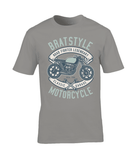 Brat Style – Premium Cotton T-Shirt - Biker T-Shirts UK