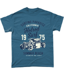 Hotrod Surf – Gildan Heavy Cotton T-Shirt - Biker T-Shirts UK