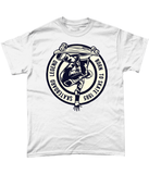 Skateboard Legend – Gildan Heavy Cotton T-Shirt - Biker T-Shirts UK
