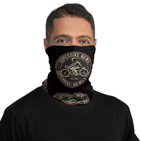 Superbike News - Unisex Neck Gaiter