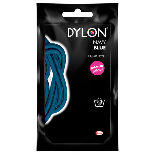 Dylon Hand Dye for Fabric in Navy Blue