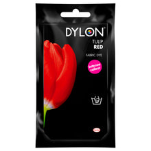 Load image into Gallery viewer, Dylon Hand Dye for Fabric in Tulip Red