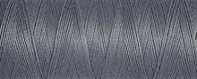 Load image into Gallery viewer, 100 m Reel Gütermann Recycled Sew-All Thread in Grey, no. 497