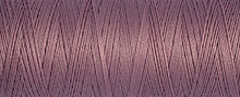 Load image into Gallery viewer, 100 m Reel Gütermann Recycled Sew-All Thread in Dusky Mauve no. 52