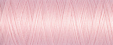 Load image into Gallery viewer, 100 m Reel Gütermann Recycled Sew-All Thread in Pink, no. 659