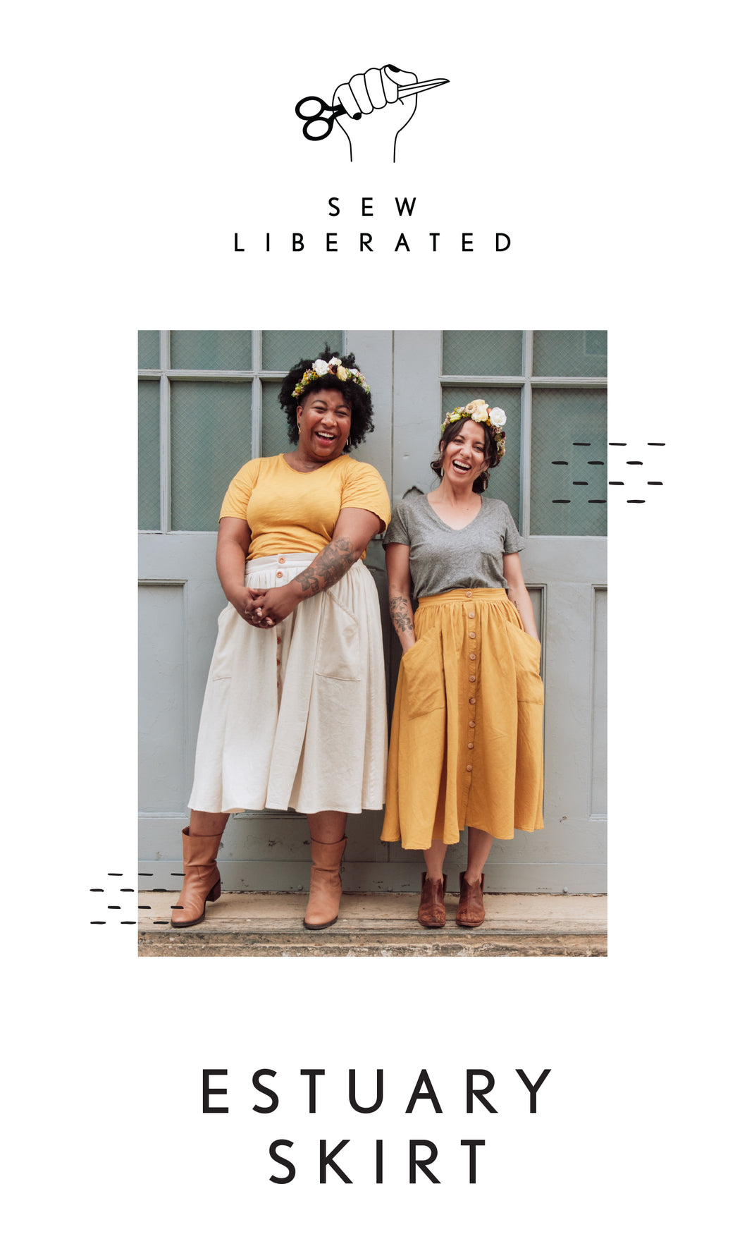 Sew Liberated: Estuary Skirt