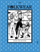Load image into Gallery viewer, Folkwear: Rosie The Riveter