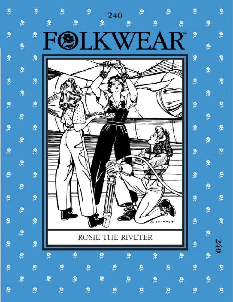 Folkwear: Rosie The Riveter