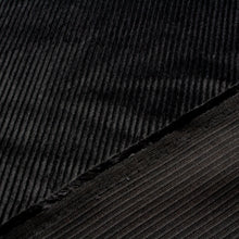 Load image into Gallery viewer, Chunky Cotton Jumbo Corduroy in Jet Black