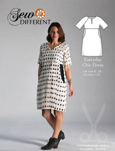 Sew Different: Everyday Chic Dress