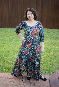 Sew Liberated: Stasia Dress & Tee