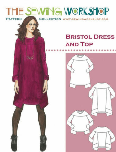 The Sewing Workshop: Bristol Dress and Top